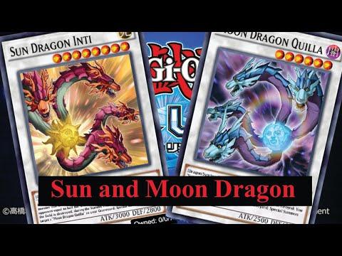 (Yu-Gi-Oh! Duel Links)รีวิว Sun and Moon Dragon มังกรขึ้นๆ ลงๆ  (EP.475)