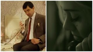Adele calls Mr Bean to say Hello
