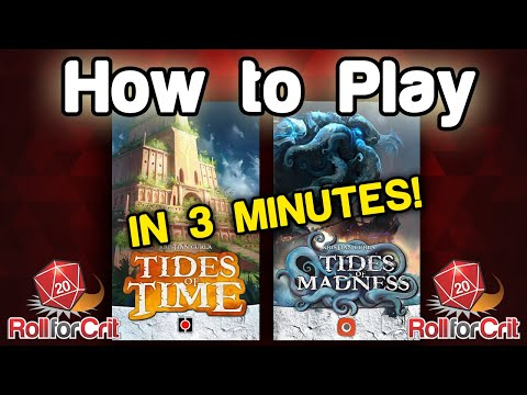 How to Play Tides of Time/Madness | Roll For Crit