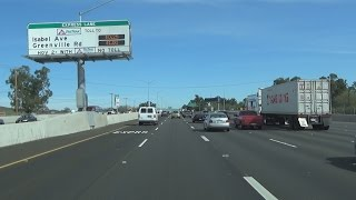 The NEW Interstate 580 Express Lanes: Pleasanton to Livermore