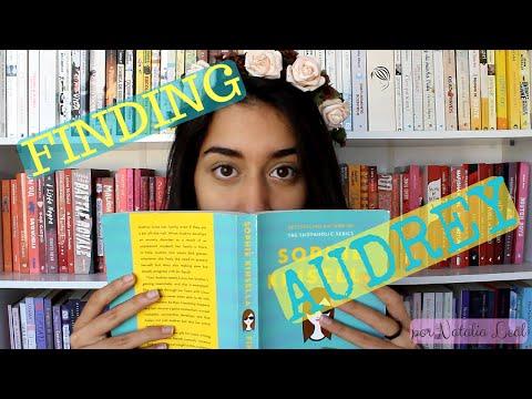 UM POUCO SOBRE A MINHA ANSIEDADE | Finding Audrey, por Sophie Kinsella (SEM SPOILERS)