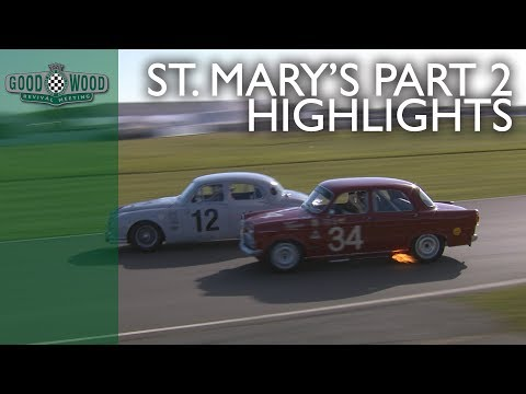 UK beats US | 2019 St Mary's Trophy part 2 highlights presented by Motul