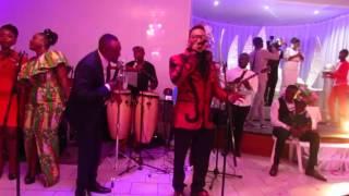 Moise Mbiye, Tango Na Ye LIVE