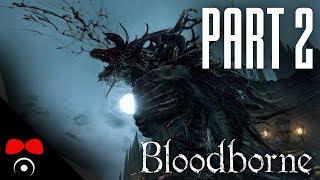 PRVNÍ SMRT :( | Bloodborne #2