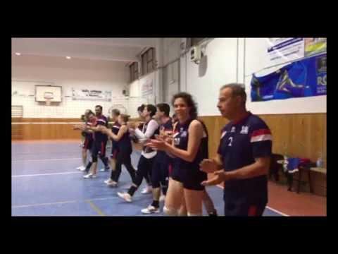 Preview video Incontro di campionato Amici del Volley Roma 2017