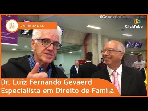 Conexão Com O Mundo - Entrevista com o Dr. Luiz Fernando Gevaerd