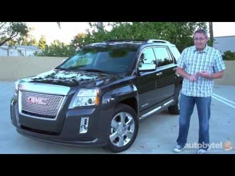 2015 GMC Terrain Denali Road Test and Video Review
