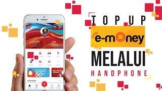 Cara Mudah Top Up E-Money Melalui Handphone dengan Aplikasi LinkAja