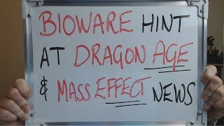 BIOWARE Hint at some Incoming MASS EFFECT & DRAGON AGE News!!