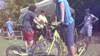 Festival del Benessere 2016 - Myfootbike Maria Turra