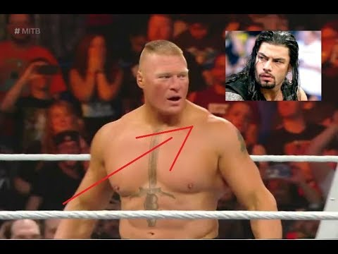 5 wrestlers who show their power to brock lesnar and beat him!