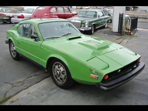 Cool 1974 Saab Sonett Car
