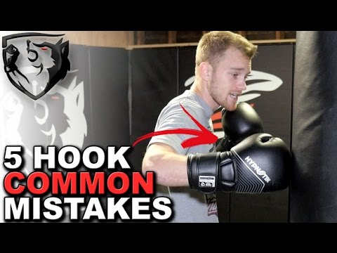 5 Common Lead Hook Mistakes: Get More Knockouts!