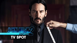 John Wick Chapter 2 2017 Movie Official PreGame TV Spot – 'Shade'