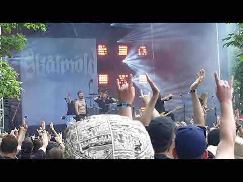 Skálmöld - Kvaðning @ Heavy Montreal 2019 (28/07/2019)