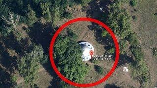 5 Аномальных Вещей на Google Maps. Интересные факты, мистические истории, сверхъестественное