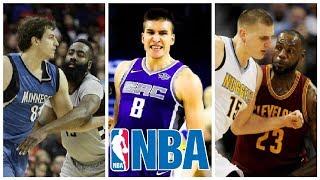 NBA Srpski Igrači PONIŽAVAJU Ostale NBA Igrače
