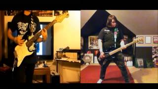Mindset-Every Avenue Guitar and Bass cover.