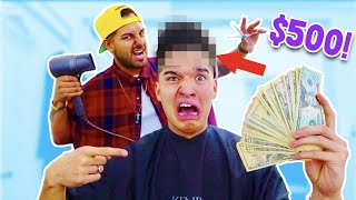 WHY DID I GET A $500 HAIRCUT?!?