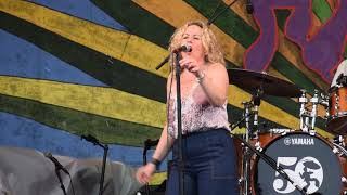 Amy Helm - Rescue  Me - at New Orleans JazzFest 2019