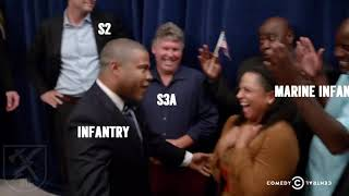 BEST INFANTRY VIDEO EVER: The Infantry DOES like (some) people...
