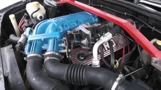 Рассказ Ford Scorpio Cosworth