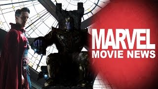 Doctor Strange Previews, First Look At Thanos On Set & More | Marvel Movie News Ep. 99
