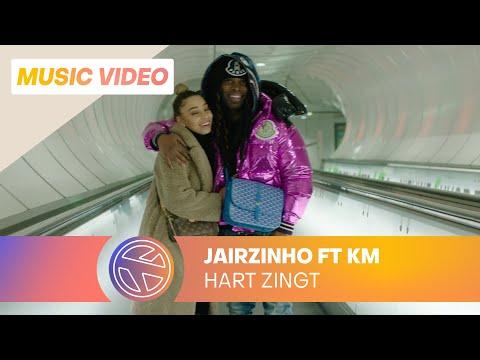 JAIRZINHO FT. KM – HART ZINGT (PROD. YUNG NOODLE)