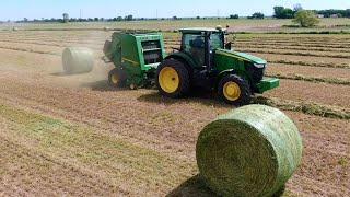How Farmers Make Perfect Bales