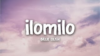 Billie Eilish   Ilomilo (Lyrics)