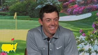 Rory McIlroy - 2019 Masters Interview
