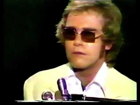 Elton John - The King Must Die (Live at the Royal Festival Hall 1972) HD
