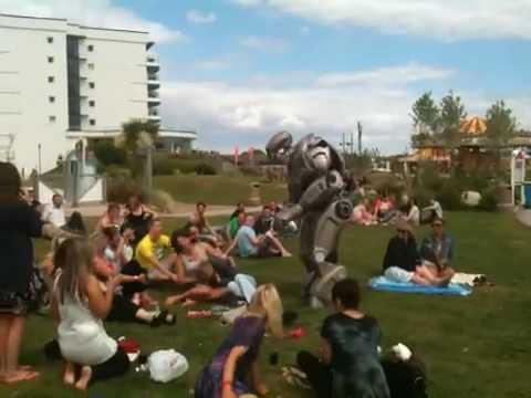 Robot z przyszłości