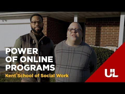 Power of Online Social Work Programs | University of Louisville ...