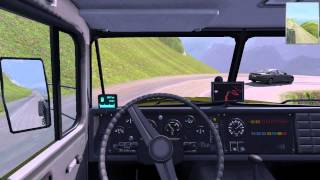 ETS2 Road Trip #3: Cuesta Lipan - Saltillo | Euro Truck Simulator 2