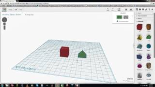 Learn to Design 3D Printer Objects in 5 Minutes