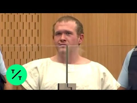 Christchurch Shooting Suspect Brenton Tarrant Pleads Not Guilty to Mosque Attacks