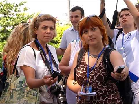 """Программа """"Город курортный - Карнавал в Геленджике"""""""