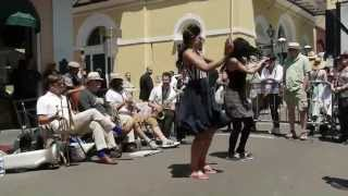 Smoking Time Jazz Club with Giselle Dancing -   - MORE at DIGITALALEXA channel