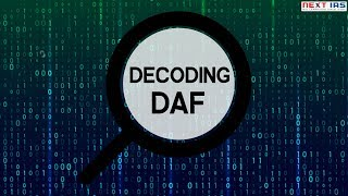 Open Session on DAF Decoding -Interview Guidance Programme 2018