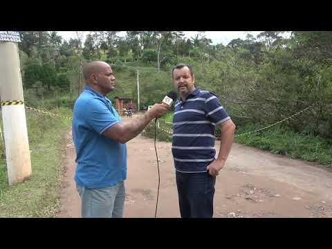 Morador da Senhorinhas fala sobre fechar a rua dos Lagos do Calazan