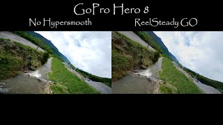 FPV Freestyle @ GoPro Hero8 with Reelsteady