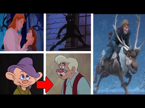 7 Teorias Oscuras de Disney Que Pueden Arruinar Tu Infancia