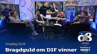 """08 Fotboll: """"Bragdguld om DIF vinner"""""""