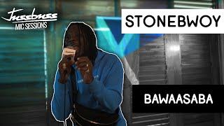 Stonebwoy | Bawaasaba | Jussbuss Mic Sessions | Season 1 | Episode 6