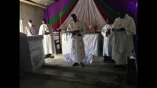 Preaching in Tanzania, Africa
