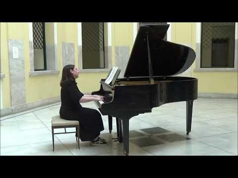 Αλεφραγκή Όλγα Sonata K  466 D Scarlatti
