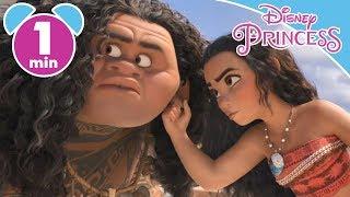Moana | Moana Meets Maui! | Disney Junior UK