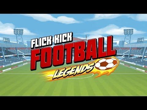 Flick Kick Football Legends - Universal - HD Gameplay Trailer