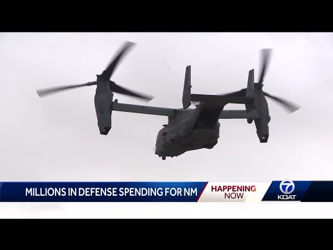 Tens of millions may come to state's defense industry